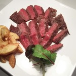 Katsu - 豊後米仕立て牛のタリアータ