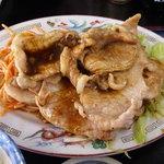 キッチンあべ - 肉炒め