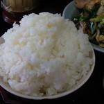 キッチンあべ - 大ライス