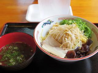 らーめん太田屋 - 2017年6月 つけ麺2.0玉(750円)