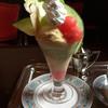 あかね珈琲館 - 料理写真:季節のパフェ 1000円