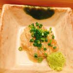 69046386 - 白身魚の胡麻和え(^^)