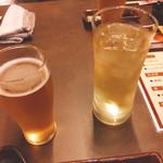 つくよみ 離れ - 乾杯はビア&シュワ(^^)
