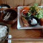 まぁ坊豆腐店 - 本日のランチ900円