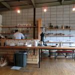 コト コーヒー ロースターズ - 内観写真:豆売りが主体の空間