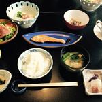 龍洞 - 朝食