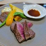 肉料理ふくなが - ラムシン(マルキ 福永喜三郎商店)