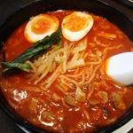 来来亭 - 旨辛麺(レベル4)853円