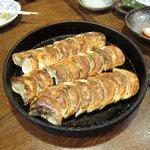 鉄なべ - 鉄なべ餃子