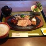 旬菜厨房 ミナト - 料理写真:水曜限定の伝説のBランチ
