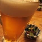 69052007 - まずは生ビール!