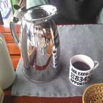 海援隊 - コーヒー