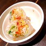 タイの食卓 オールドタイランド - 生春巻き