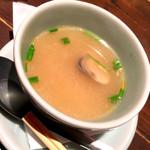 タイの食卓 オールドタイランド - トムヤムスープ