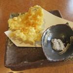 薫屋 - 「鱚の天ぷら」
