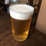 ハニー アンド スパイス - 生ビール400円
