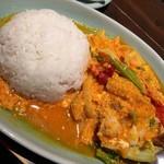 タイの食卓 オールドタイランド - パッポン・カリー