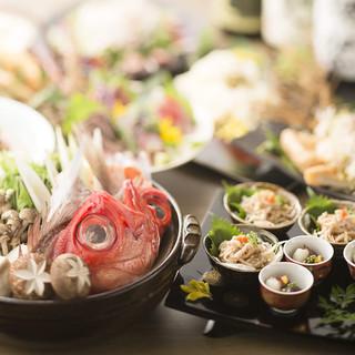 新宿での各種ご宴会におすすめの2時間飲み放題付コースが多数!