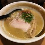 麺屋 武一 - 濃厚鶏白湯そば