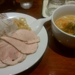 RAMEN 風見鶏 - 特製つけ麺