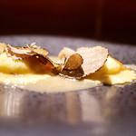 TACUBO - チーズのラビオリとサマートリュフ