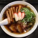 大石家 伊那店 - 料理写真:『メンマ麺/ねぎ多め』1,050円(税込) 昔懐かしい、シンプルな、しかし『大石家』さんならではの、中華そば。このメンマ大好きなんです♡