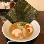 濃厚鶏麺 ゆきかげ - 特製・黒