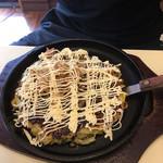 お好み焼きマンマル - 料理写真: