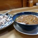 家庭料理 小川 - カレー、ご飯少な目で、、