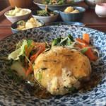 野菜とつぶつぶ アプサラカフェ -