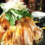 hoccori - 霧島きなこ豚の火山炊き