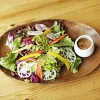 カフェダイニング9 - 9種の野菜サラダ