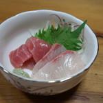 キッチン&居酒屋 あんmatu - お刺身