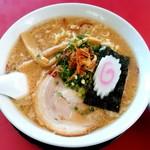 日和田製麺所 - 日和田製麺所 本店@日和田(郡山市) 特製 中華そば