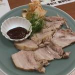 京の都庄や - 豚バラ