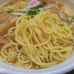 つけめんTETSU  - 麺(大盛)
