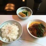 太田なわのれん - 仲居さんに調理していただきました('17/06/24)