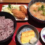 ZA・KO・BA - 豚汁定食