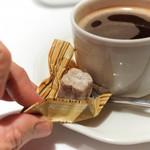 リストランテ ミ ディーカ - コーヒー茶菓子