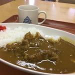 すずめや食堂 - 料理写真:カレーライス 380円