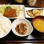 呑呑亭 - サービスランチ