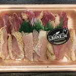 坂留鶏肉店 - 料理写真: