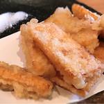 シンアップライジング - トウモロコシの天ぷら