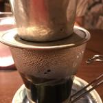 ベトナムキッチン アンヴィエット - ベトナムコーヒー