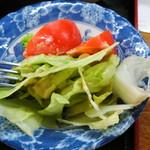 丸福 - 野菜サラダ