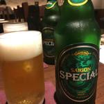 ベトナムキッチン アンヴィエット - サイゴンスペシャル〜ベトナムビール!