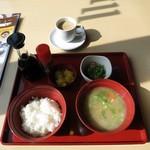 ジョイフル - 料理写真:納豆朝食¥422