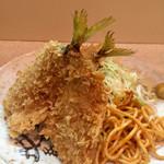 お多福 - 料理写真:鯵フライ