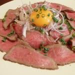 69073880 - 尾花沢牛ローストビーフ丼ランチ(1,980円)