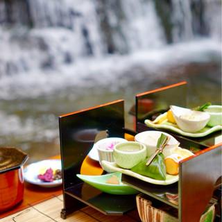 ひろ文 - 料理写真:清涼膳¥3800税込